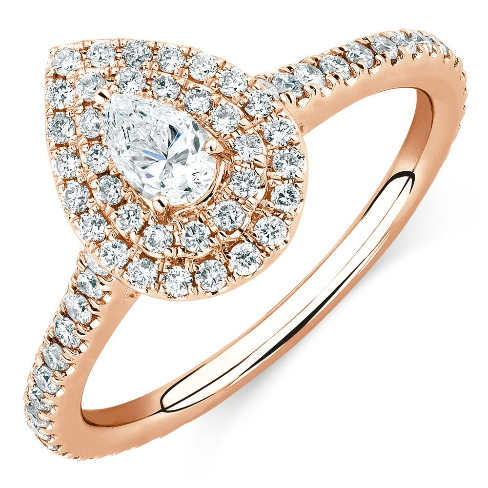 michael hill engagement rings