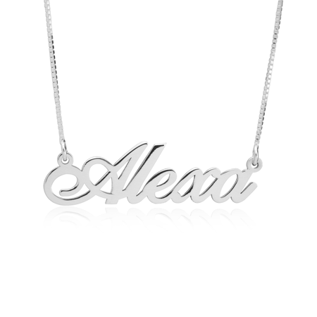 name necklace australia